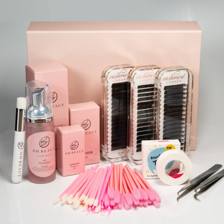 Classic Lash Training Kit by Oh Beaut