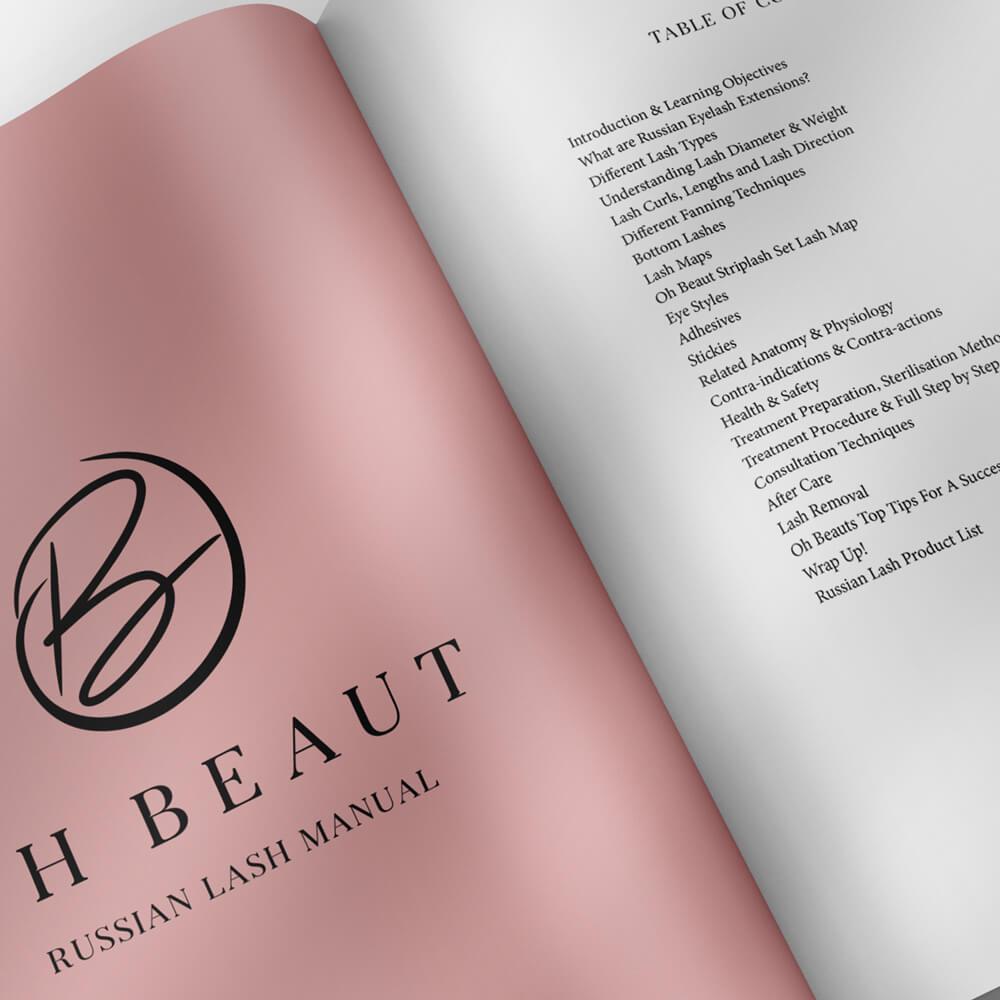 Oh Beaut Russian Training Manual